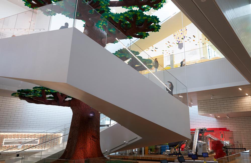 Hållbara lösningar för LEGO House