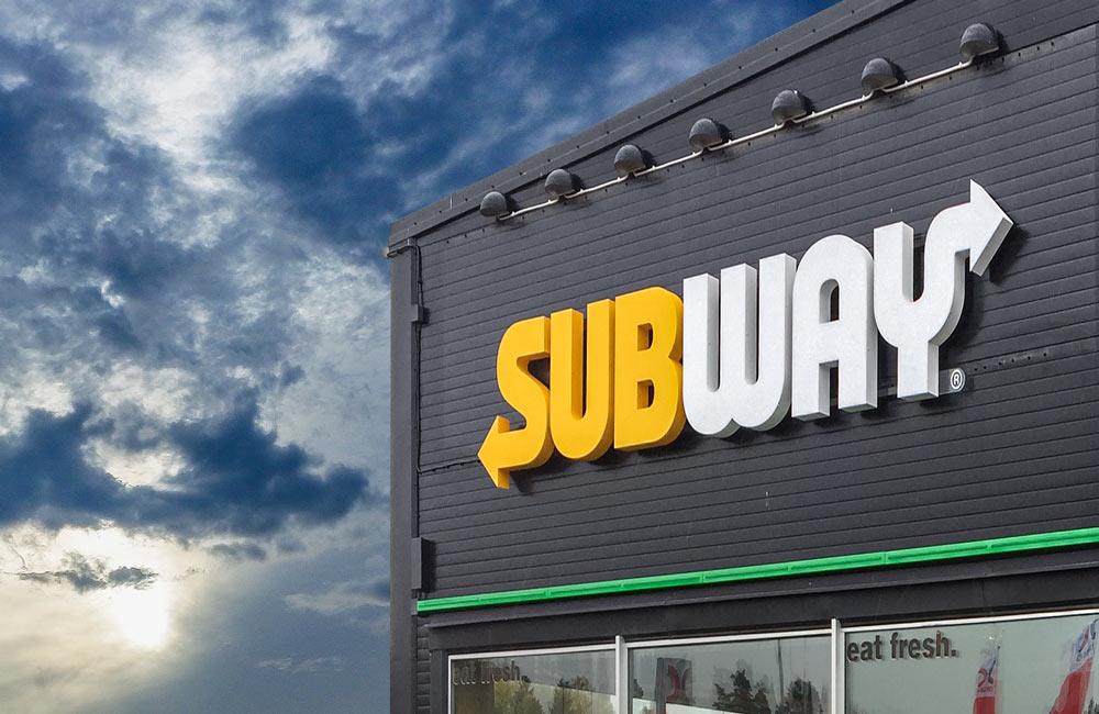 Nonbye hjälper Subway hela vägen